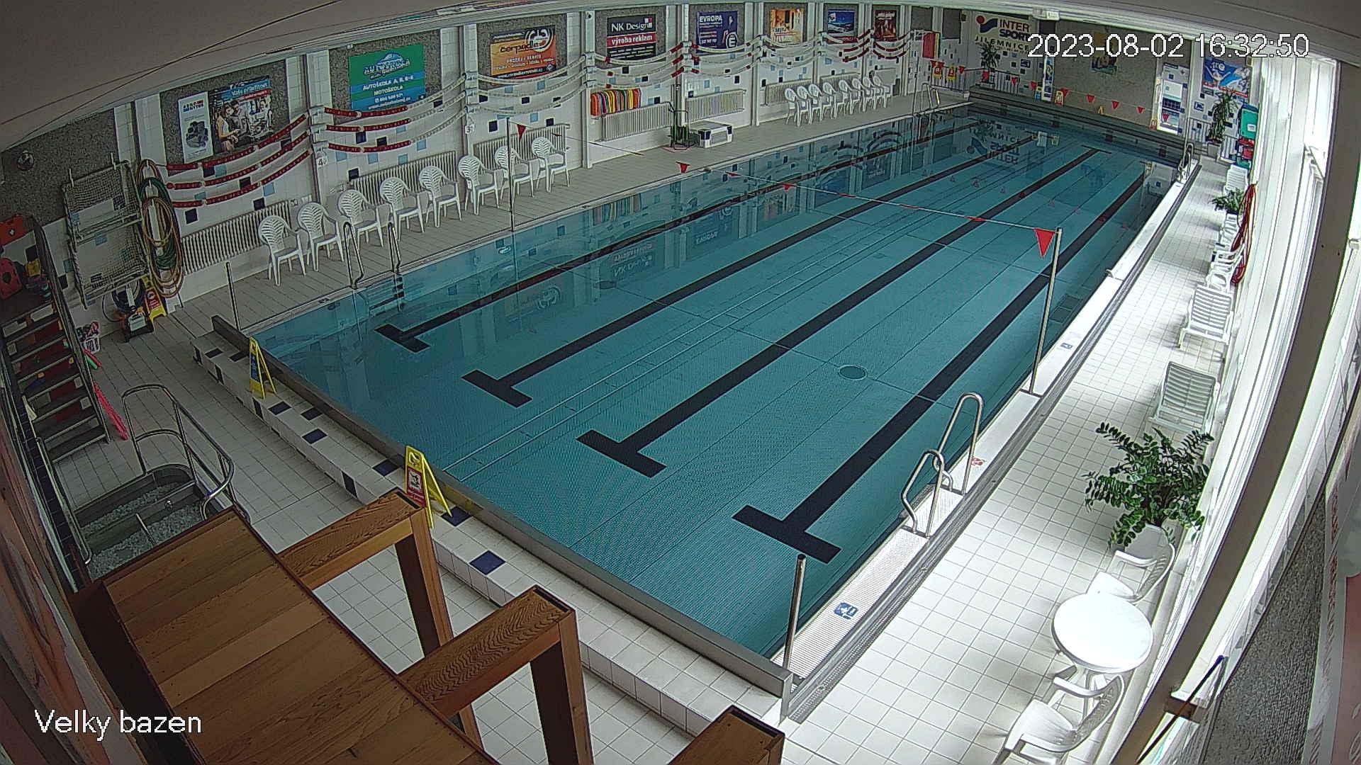Plavecký bazén, Jilemnice