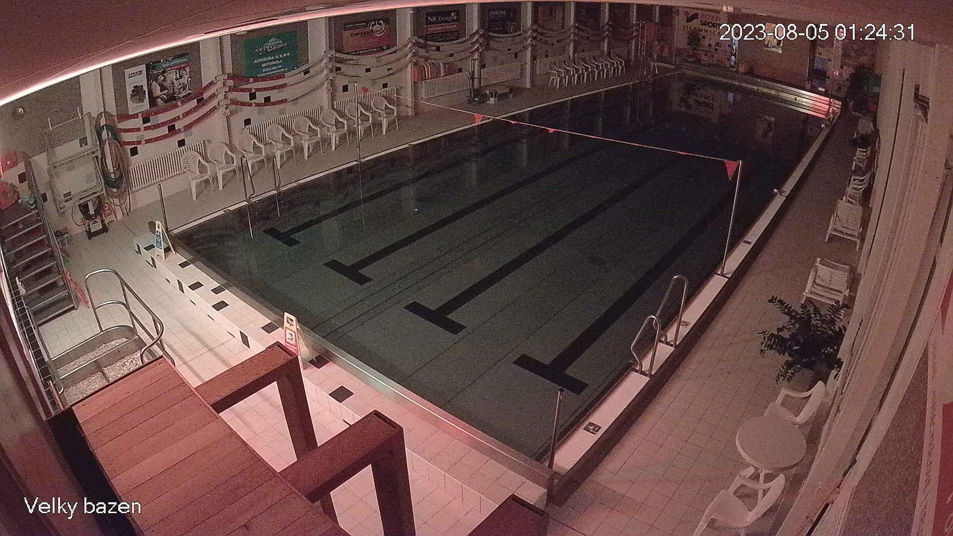 Jilemnice plavecký bazén