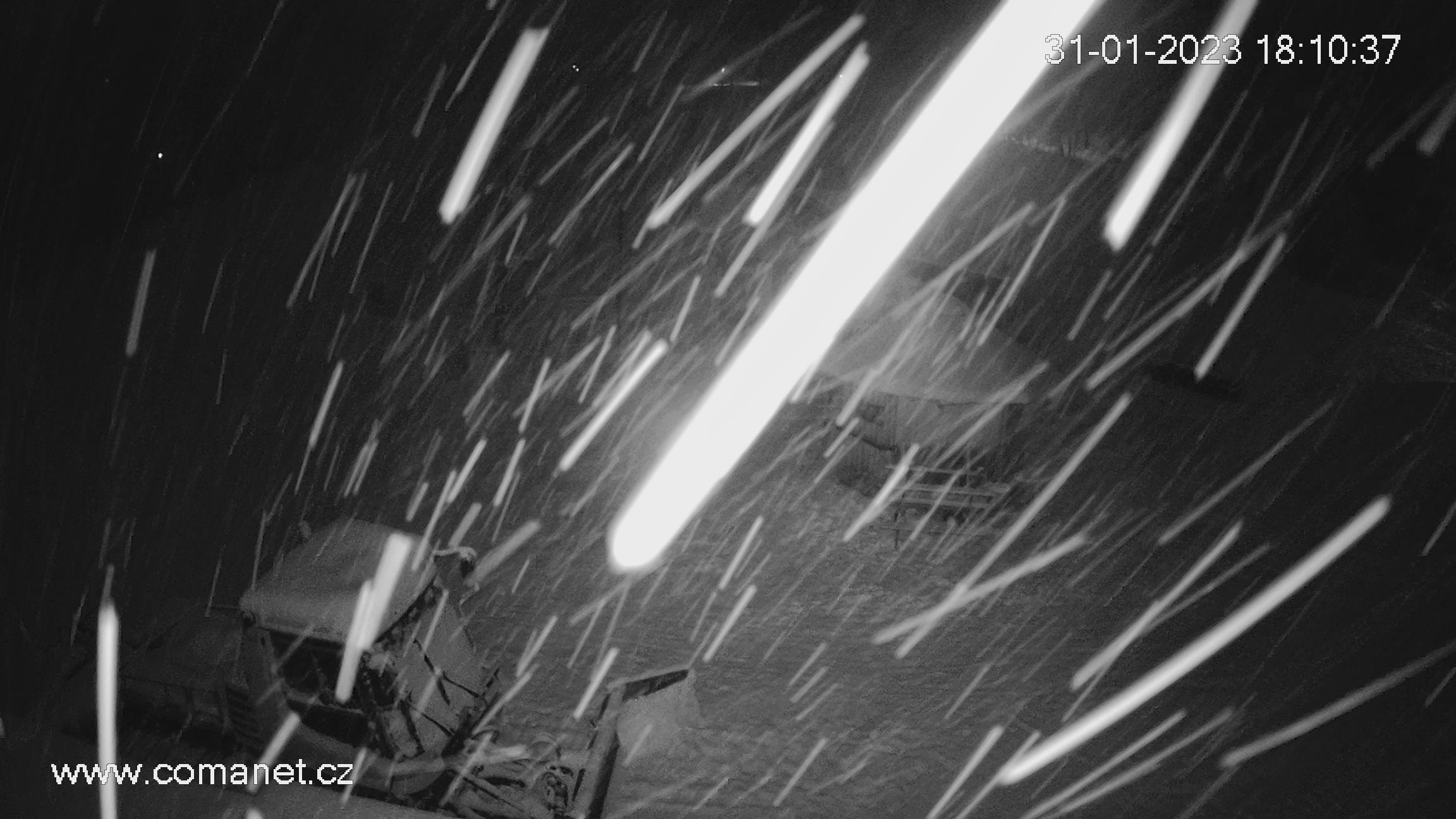 Online kamera Skiservis Udatný - Studenov - Koupaliště