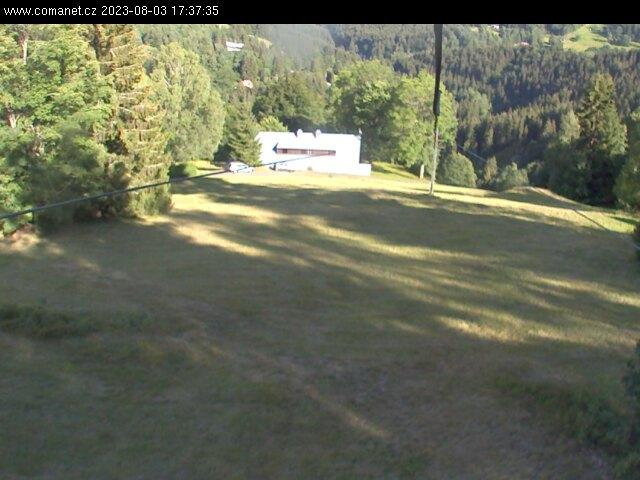 Webcam Skigebiet Spindlerm�hle Labska - Riesengebirge