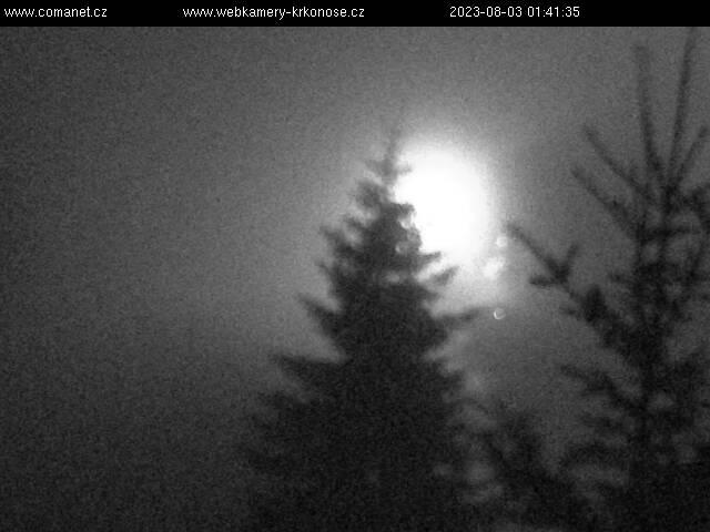 Webcam Skigebiet Spindlerm�hle Erlebach Baude - Riesengebirge