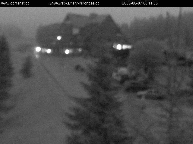 Webcam Skigebied Spindleruv Mlyn Erlebach Baude - Reuzengebergte