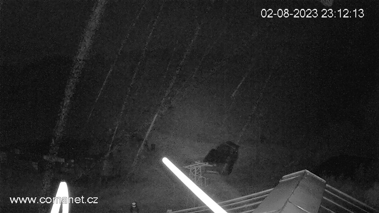 Webcam Skigebiet Vrchlabi cam 2 - Riesengebirge