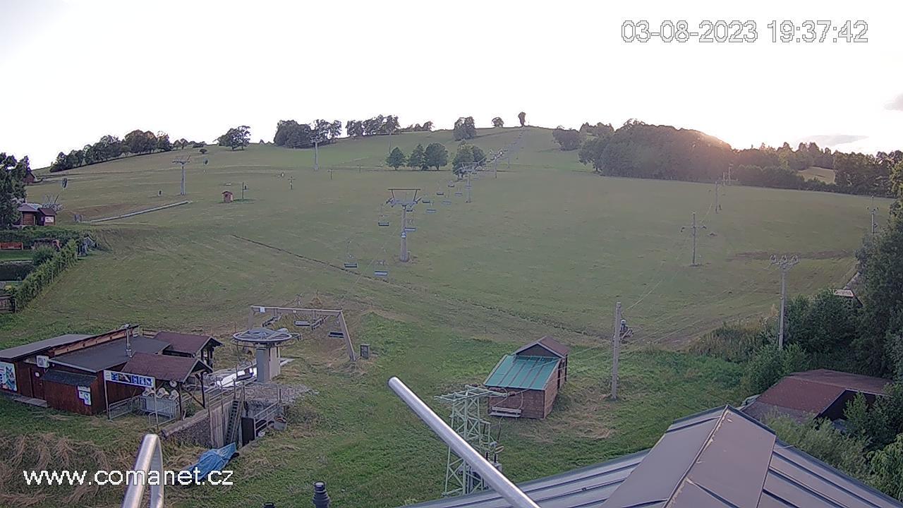 Webcam Skigebied Vrchlabi cam 2 - Reuzengebergte