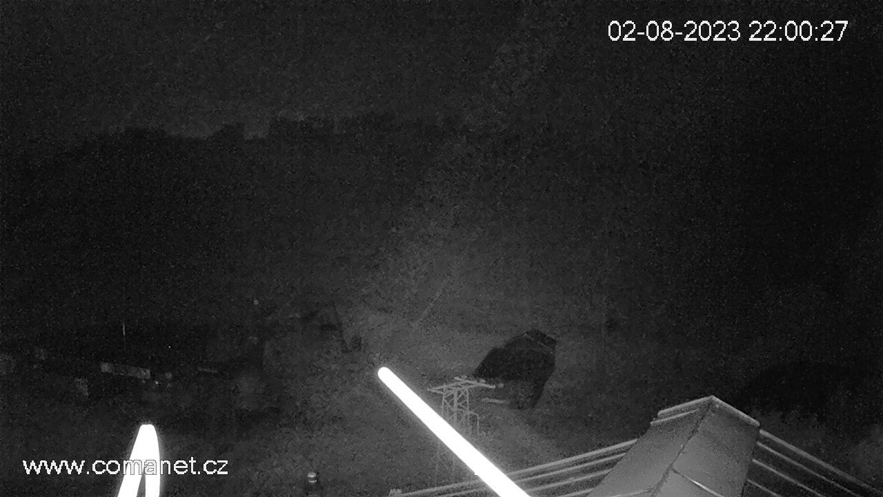 Webcam Skigebiet Vrchlabi Riesengebirge