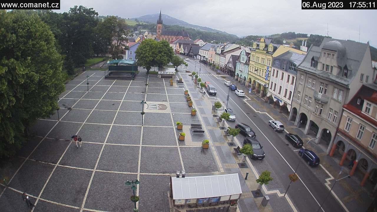 Obrázek - Vrchlabí Náměstí